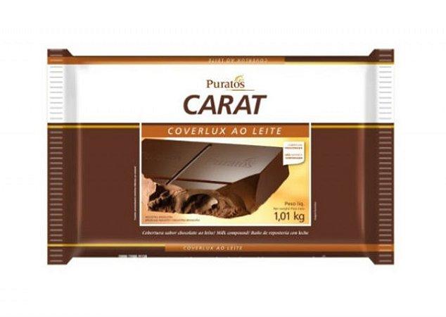 Chocolate Para Derreter e Fazer Ovos de Páscoa, Coverlux - 1 Caixa C/ 10 Kg