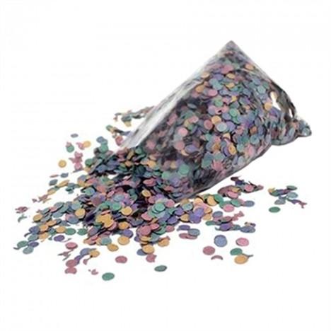 Confetes de Papel 60 Pacotes de120g Cada - Catelândia