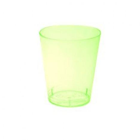 Copinho para Licor e Doces Mole 20 Un Verde Limão - Catelândia