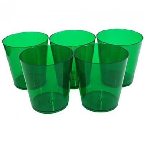 Copinho Verde para Brigadeiro MOLE 40ml 10 Un - Catelândia