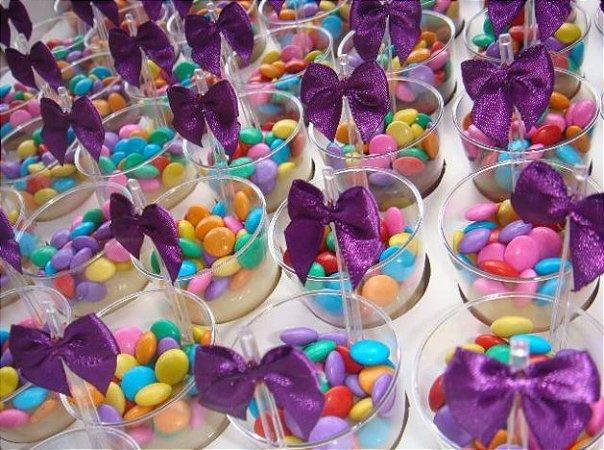 Disqueti Pastilhas Confeitadas Tipo Confetes de Chocolate 1Kg - Catelândia