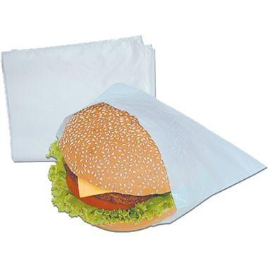 Embalagem Plástica para Mini Hot Dog ou Hamburguinho Abertura Superior 100 Un - Catelândia