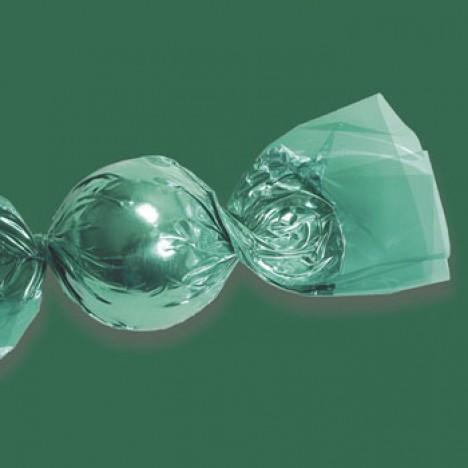 Embalagens para Trufas e Bombons 100 Un Verde - Catelândia