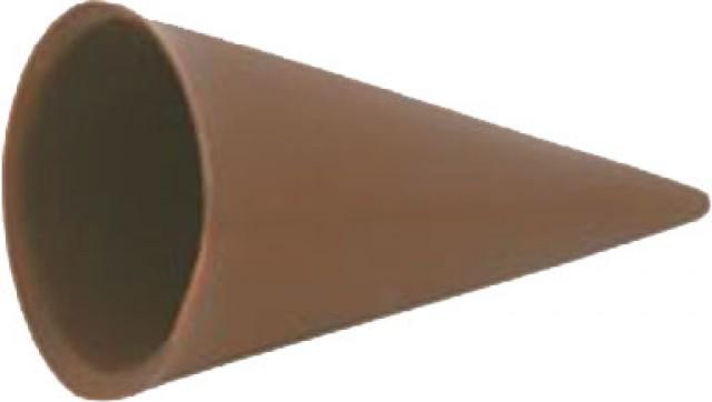 Forma Cone Gigante Silicone  Pequenas Especial 45g Silicone - BWB