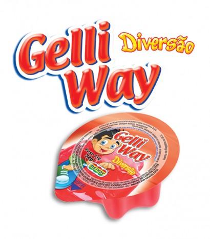 Gelliway Mini Gelatinas para Sacolinha Surpresa 15 Un Meiway - Catelândia