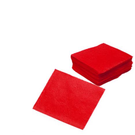 Guardanapos de Papel 50 Un Vermelho - Catelândia