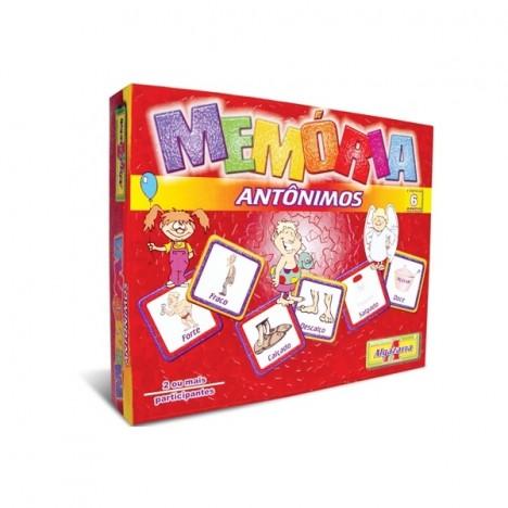 Jogo Educativo Antônimos - Catelândia