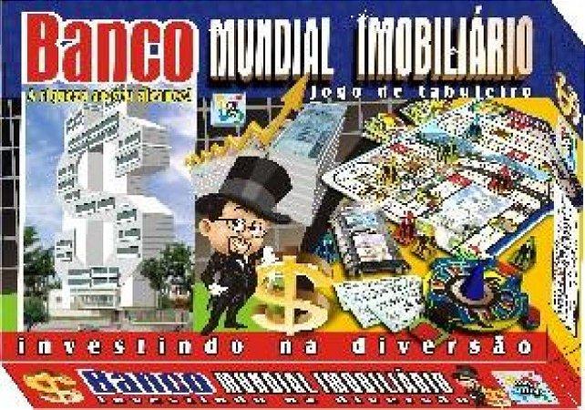 Jogo Mundo Imobiliário - Um Jogo de Estratégia e Negócios