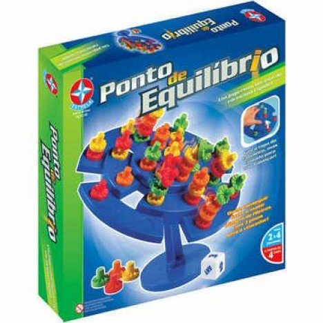 Jogo Ponto de Equilíbrio Estrela - Loja Catelândia