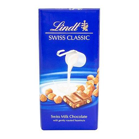 Milk Hazelnuts - Lindt Swiss Classic