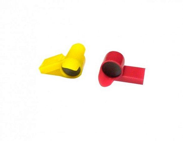 Mini Brinquedo - Apito Juiz - Colorido - 25 Un - Catelândia