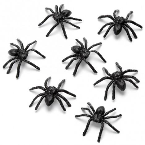 Mini Brinquedo Aranha 25 Un Halloween - Catelândia