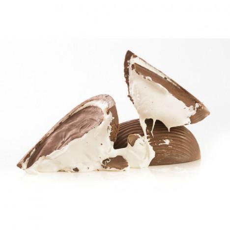 Ovo de Páscoa - Recheado com Marshmallow - 250g