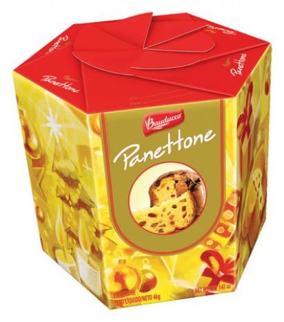 Panettone Gigante com Frutas 4kg - Bauducco - Catelândia