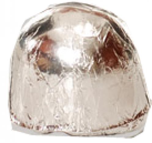 Papel Chumbo Cortado para Embalar Bombons 8 x 8 cm 300 Un - Catelândia