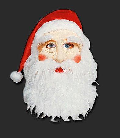 Peruca com Barba, Bigode e Gorro do Papai Noel - Catelândia