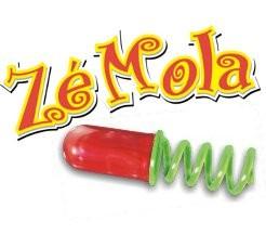 Pirulitos Divertidos com Molas Zé Mola 25 Un - Catelândia