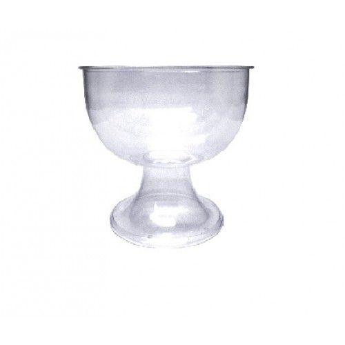Taça Pequena em Acrílico para Doces 01 Unidade - Catelândia