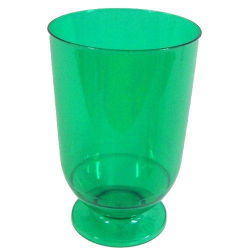 Tacinha Verde para Brigadeiro Mole 45ml 10 Un - Catelândia