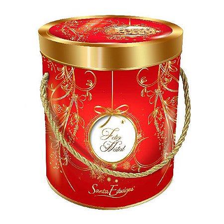 Lata Chocottone Gotas de Chocolate Santa Edwiges 400g