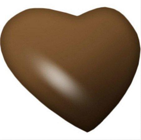 Ovo de Páscoa Coração Chocolate Belga Callebault 1 Kg