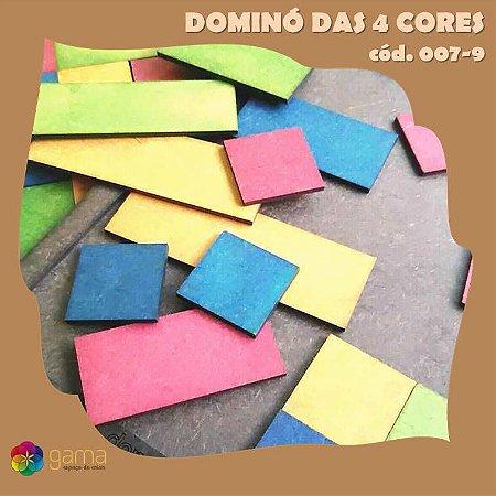 Triminó, Dominó das 4 cores e Trombada - Desafio e Estratégia