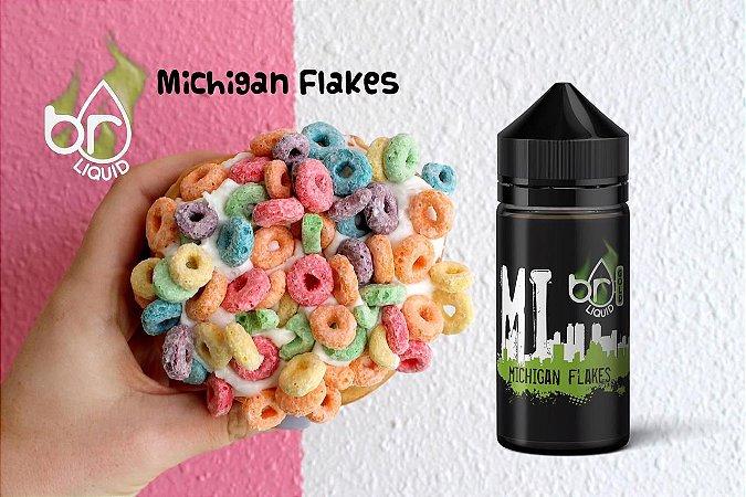 BR LIQUID -Michigan Flakes