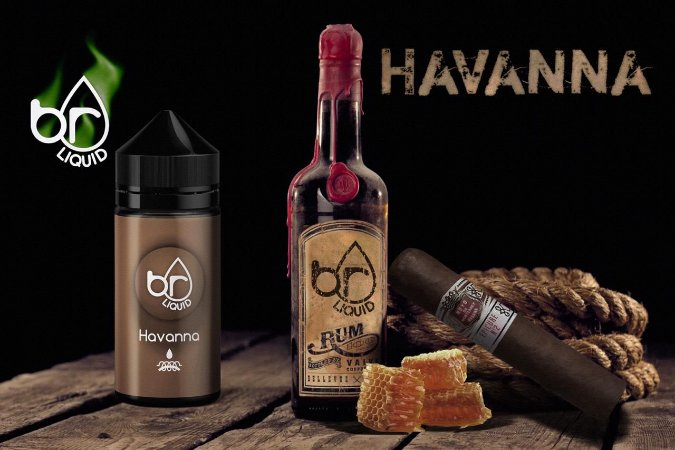 BR LIQUID - Havanna