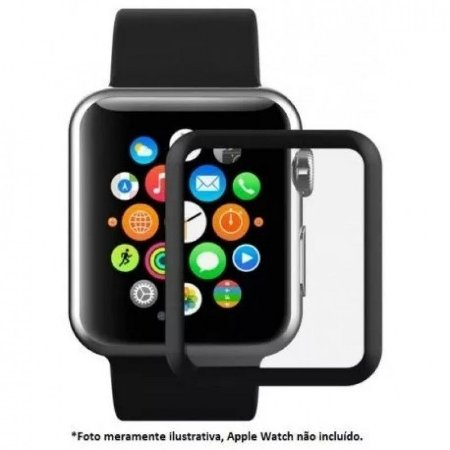 Película Vidro para Apple Watch - 42mm Série 3 2 1