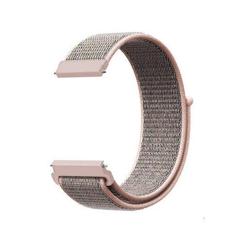 Nylon Rosa 20 mm - (BIP, Gear S2, etc)