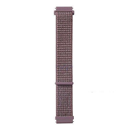 Nylon Mauve - Amazfit Pacer 22mm