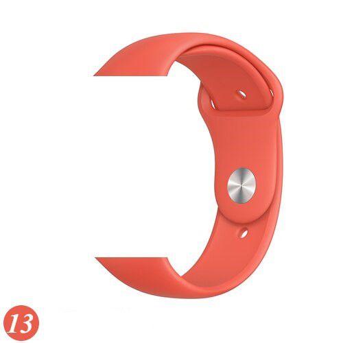 Puseira apple watch lisa - L13  (42 44MM)