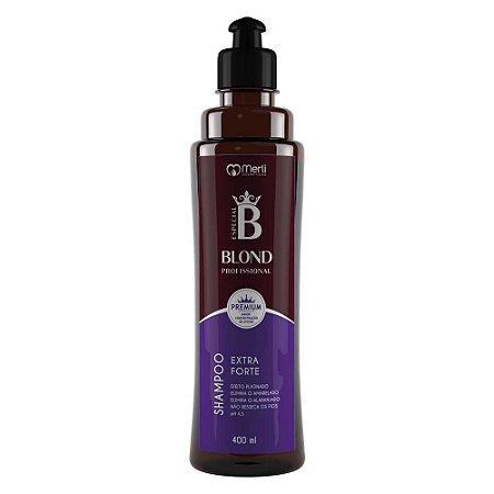 Shampoo matizador blond profissional 400 ml