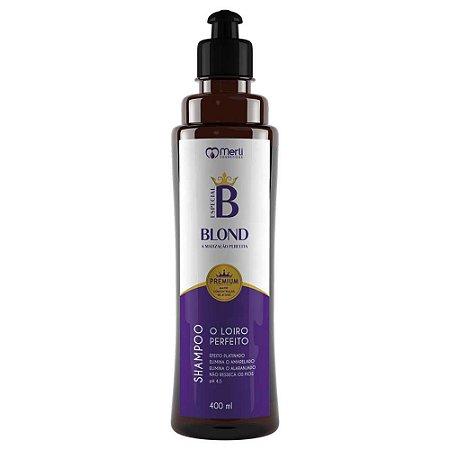 Shampoo  Matizador bond 400ml
