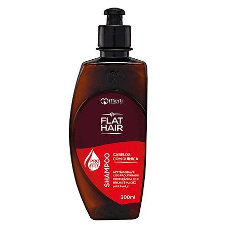 Shampoo 300ml  Cabelos Ressecados