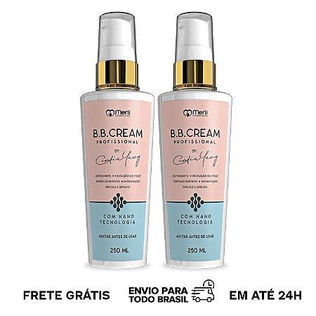 kit 2x  BB Cream By Cintia Yang 250 ml