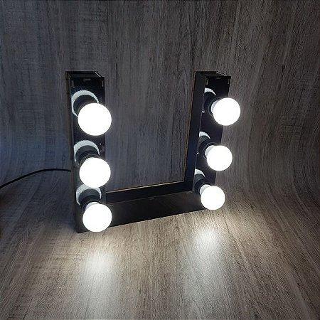 SUPER LIGHT  *** Com lâmpadas inclusas***