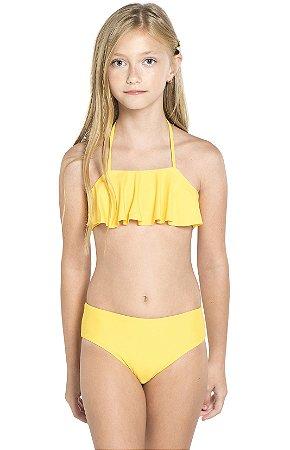 Conjunto Biquíni Du Sell Infantil Ciganinha Cancun Ref. 3487