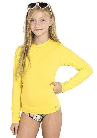 Blusa / Camisa UV Infantil Unissex Ref. 1600