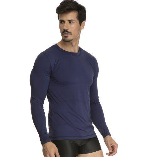 Blusa Proteção UV Masculina Du Sell 2782