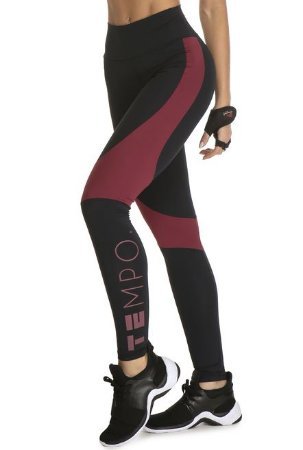 Legging Du Sell Compression com Estampa
