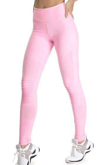 Legging Du Sell Fit com Tela
