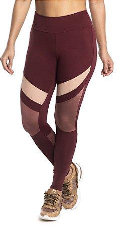 Legging Du Sell Up com Lummy e Tule Ref 5721