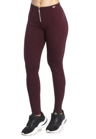 Legging Du Sell Fit Nervura com Zíper Ref. 5734