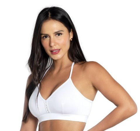 Top Du Sell Light Strappy com Bojo Ref. 2968