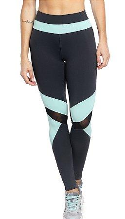 Legging Fit com Tule e Light Ref. 5770