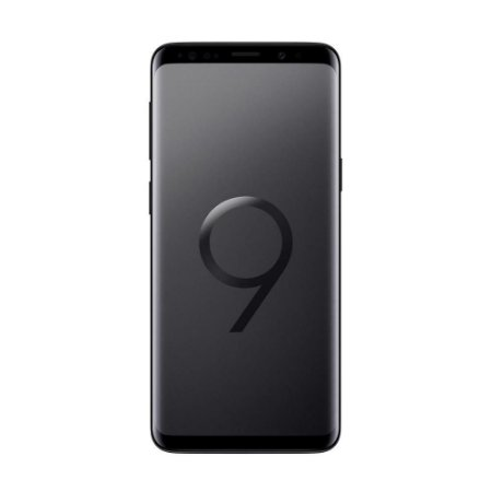 """Smartphone Samsung Galaxy S9 Dual Chip, Android 8.0, Câmera 12MP, 4GB RAM e Processador Octa-Core, 128GB, Preto, Tela Infinita de 5,8"""""""