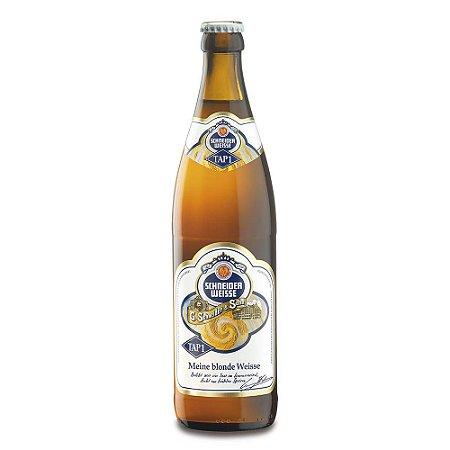 Schneider Weisse - Cerveja de Trigo TAP 1 500ml