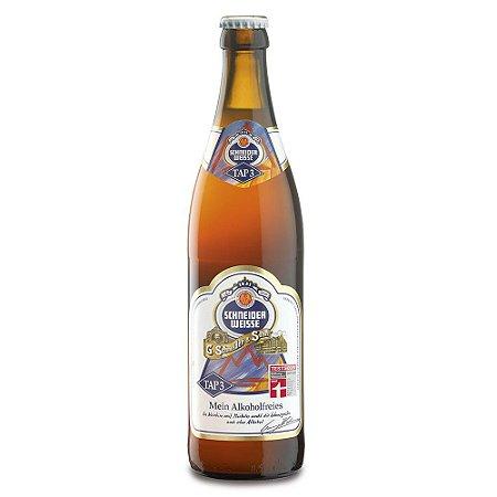 Schneider Weisse - Cerveja de Trigo TAP 3 sem álcool 500ml