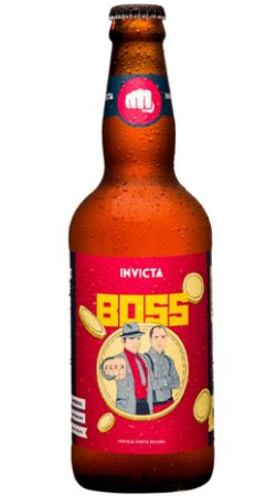 Invicta Boss Imperial IPA 500ml